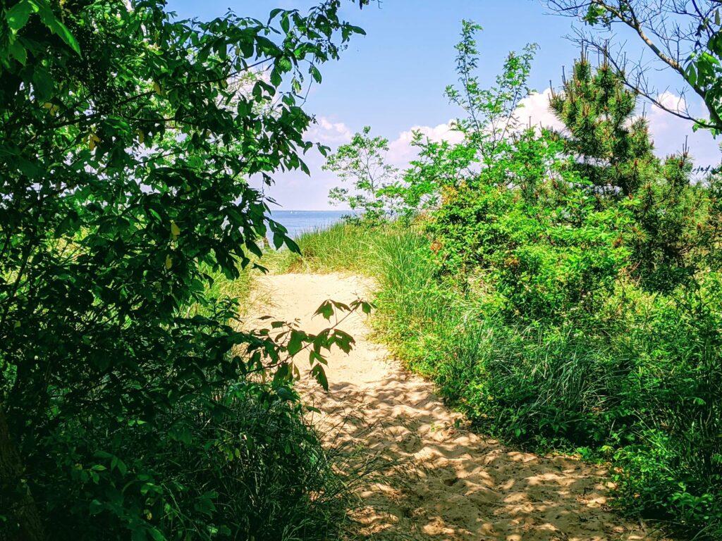 Kent Island Beach Entrance